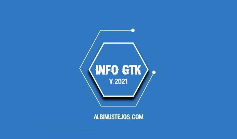 Cek Info GTK