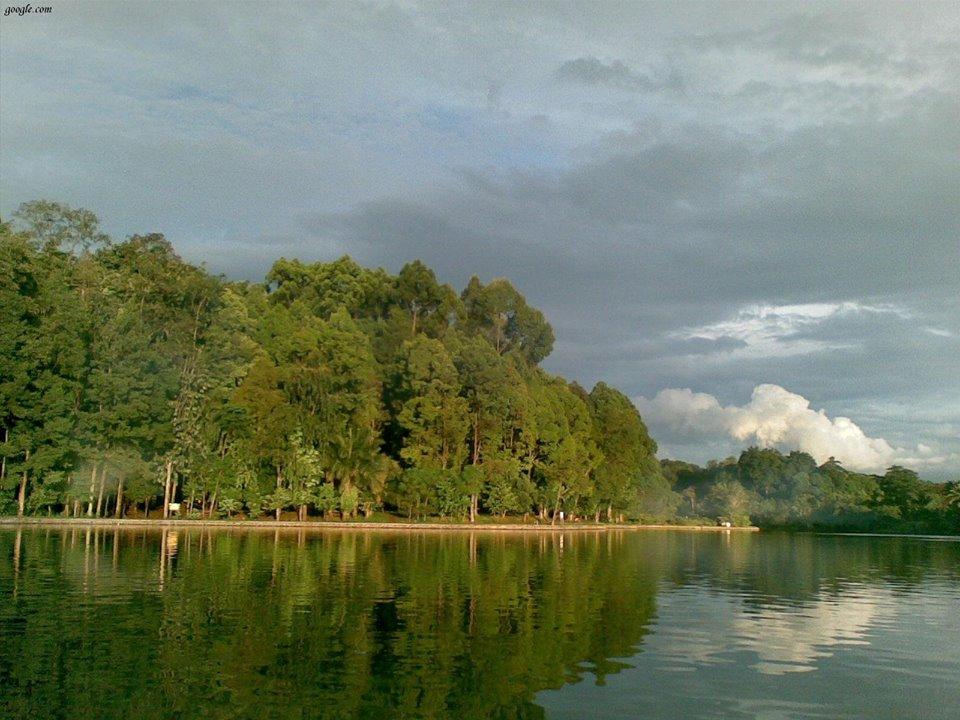 Danau Situgede Kota Bogor