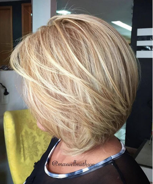 short haircuts for woman 2019