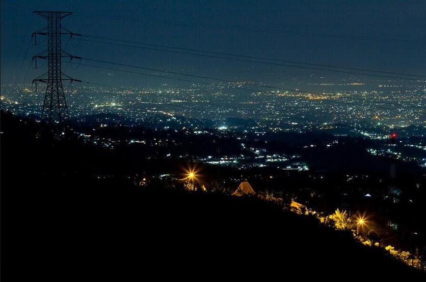 Bukit seribu bintang, Bukit Bintang wisata malam