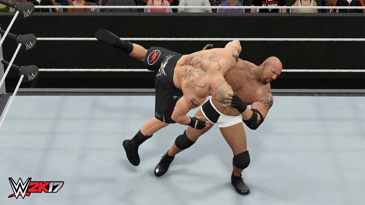 تحميل لعبة WWE 2K17 برابط مباشر + تورنت