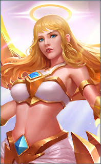 Rafaela Wings of Holiness Heroes Support of Skins V4