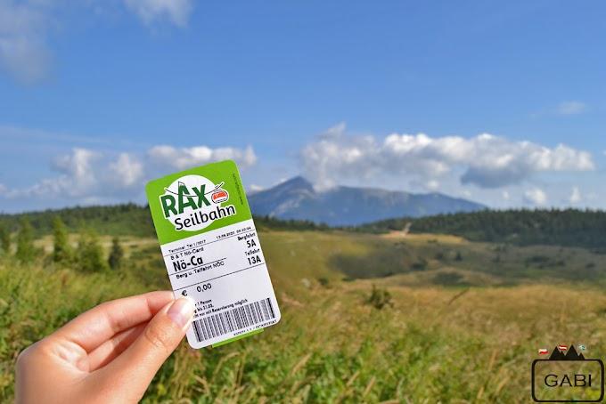 Rax, czyli Alpy w pobliżu Wiednia