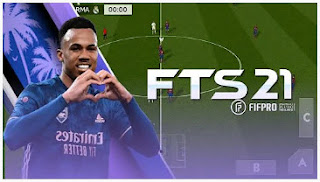 Download FTS 21 Mobile HD Edition New Player Ratings Fix Transfer & Jersey