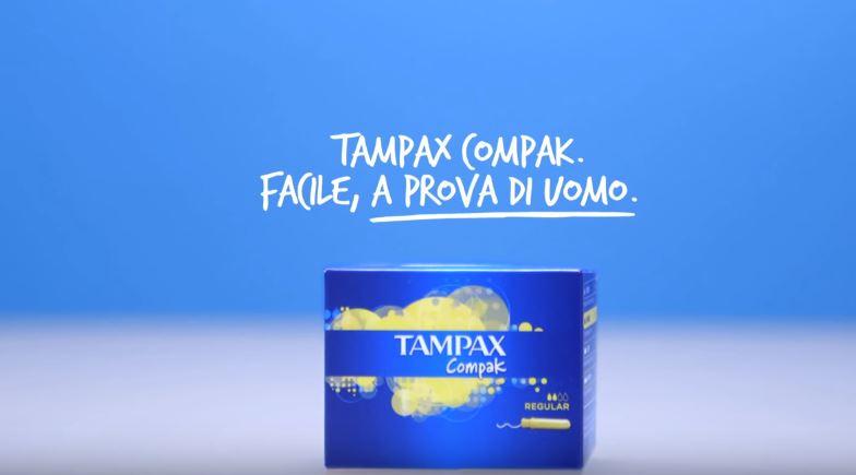 Canzone Tampax Uomini Pubblicità | Musica spot Ottobre 2016