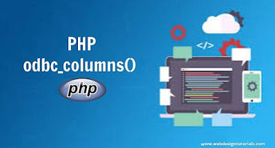 PHP odbc_columns() Function