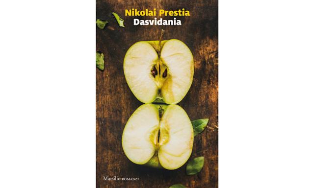 Copertina di Dasvidania di Nikolai Prestia