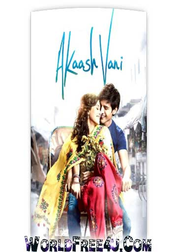 Poster Of Bollywood Movie Akaashvani (2013) 300MB Compressed Small Size Pc Movie Free Download worldfree4u.com