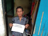 Ditengah Pandemi Covid-19 Pemuda Katolik KomCab. Kabupaten Bogor Berbagi Kebaikan