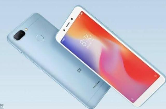شاومي تكشف رسميا عن هاتفي Redmi 6 و Redmi 6A