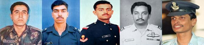 These 5 Indian Army, IAF Heroes Are The Faces of The Kargil