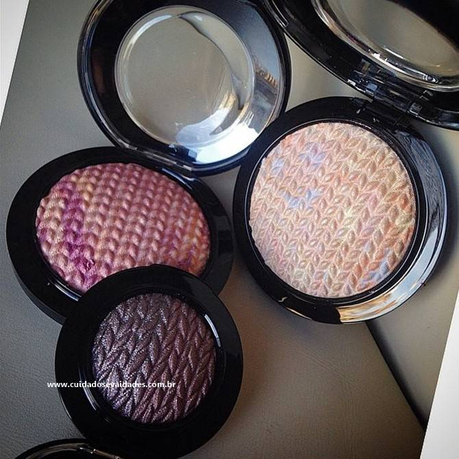 Coleção MAC Cosmetics Lightness Of Being