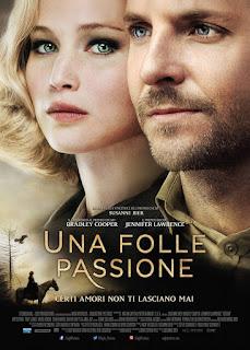 Una folle passione - Visione cinematografica