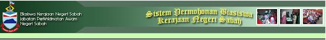 Semakan Keputusan Biasiswa Kerajaan Negeri Sabah (BKNS)