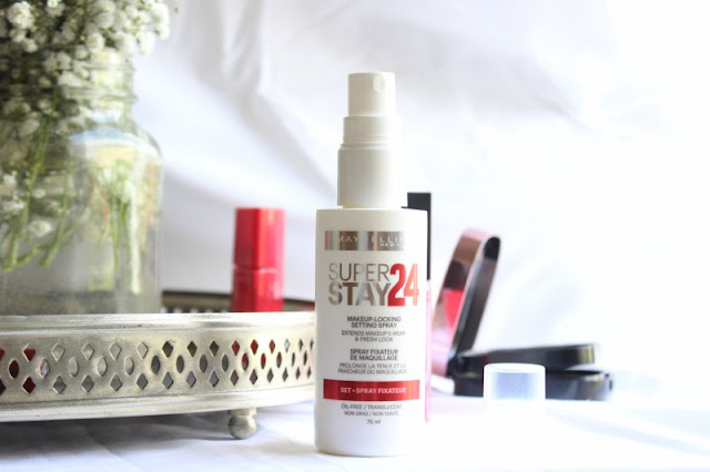 Maybelline SuperStay 24 Hour Setting Spray