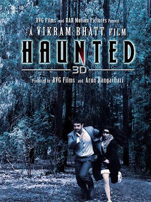 Haunted 3D (2011) Hindi 720p BluRay ESub 740Mb x265 HEVC