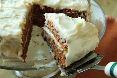 Delicious as it Looks: Carrot Cake
