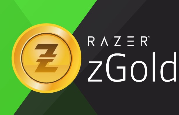 Logo Razer Gold Bitcoin