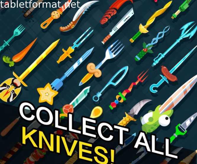 مميزات تطبيق knife Dash