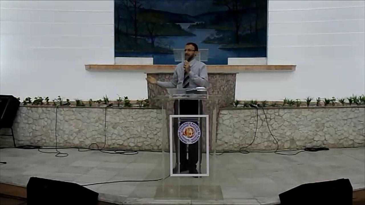 Pregador Vocacionado pregar a palavra