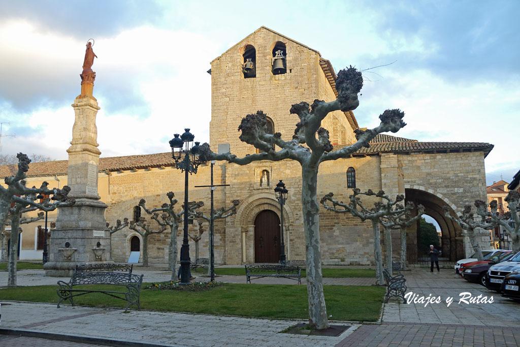 Iglesia Santa María del Camino, Carrión de los Condes