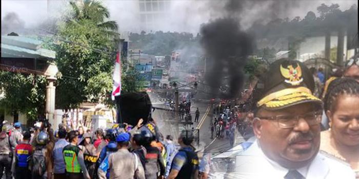Kronologis Kerusuhan Papua, Akibat Peristiwa Malang-Surabaya
