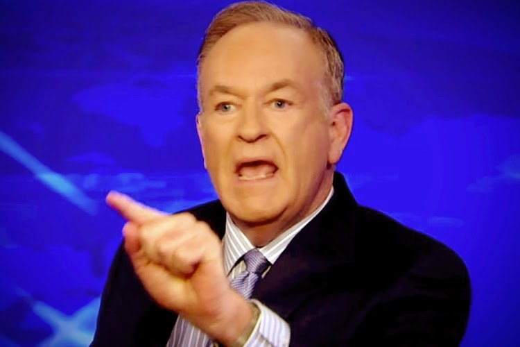 Bill O'Reilly, egomaniac and ignoramus