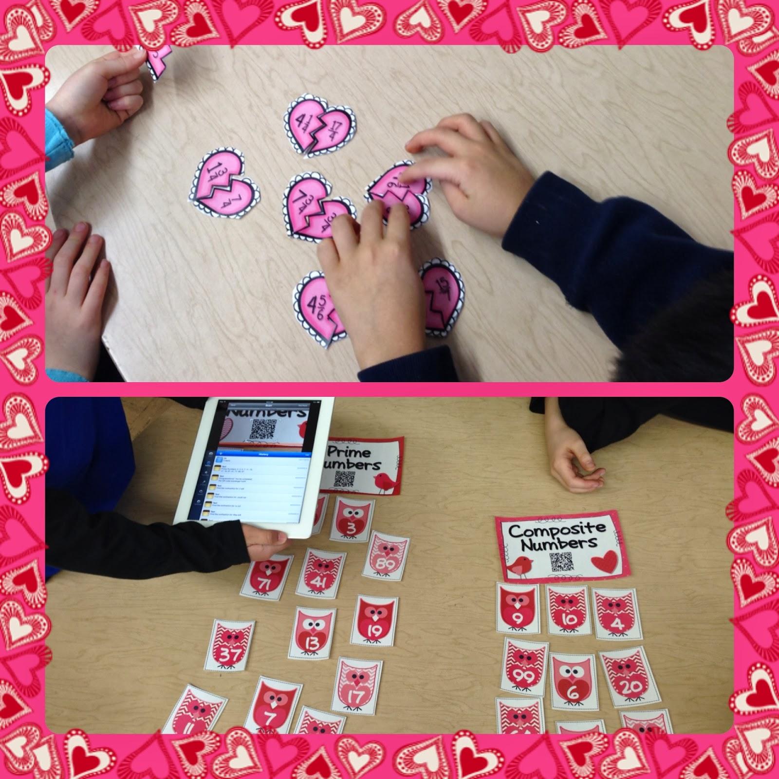 Iteach 1 1 Valentine S Day Math Freebies
