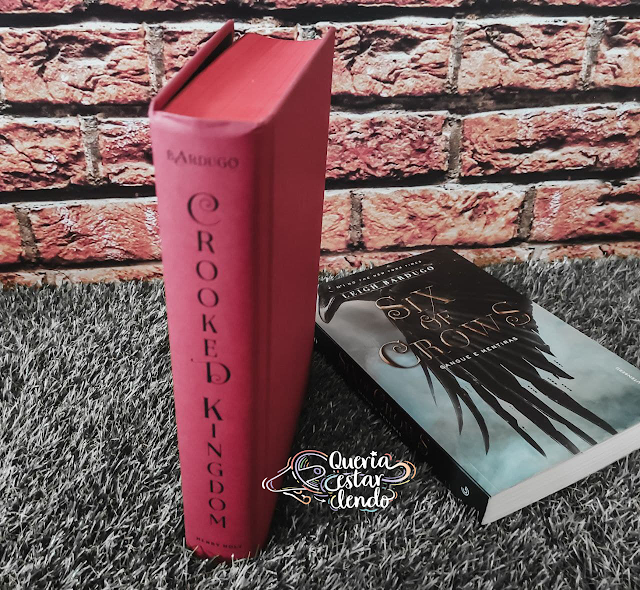 Resenha: Crooked Kingdom - Leigh Bardugo