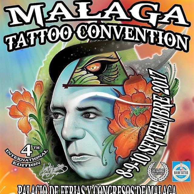 Tattoo Convention Spain