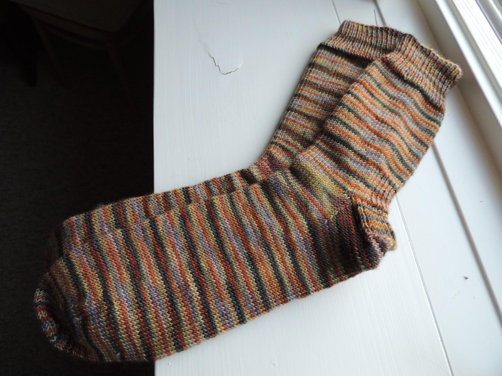 Knit Pattern For Moon Socks : Knitting Pipeline: Episode 245 Scotland and Custom Socks