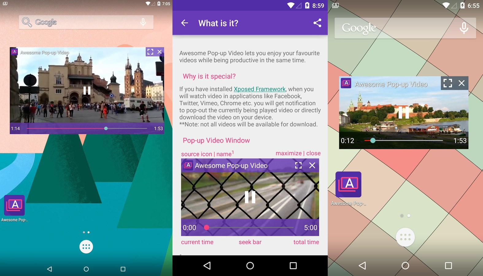Some of The Best Xposed Framework Modules For Marshmallow ...