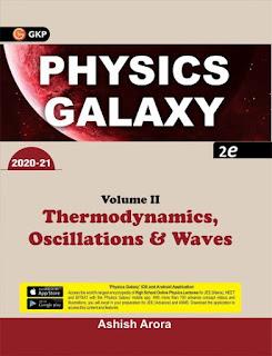 Physics Galaxy by Ashish Arora Thermodynamics, Oscillations & Waves Book Pdf