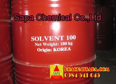 Solvent A100, A150 | Dung môi A100 A150