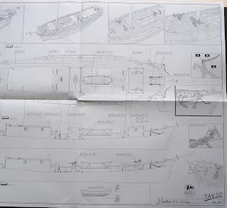 Istruzioni di montaggio e unboxing QShip Hunter Amati