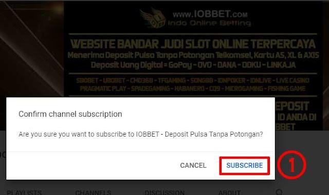 Promo Freebet 15000 Tanpa Deposit Di Website Bandar Judi Slot Online Terpercaya Iobbet Habanero Deposit Pulsa