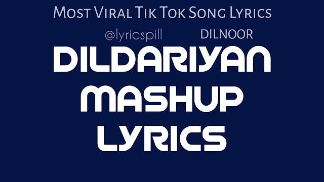 Dildariyan Lyrics Dilnoor