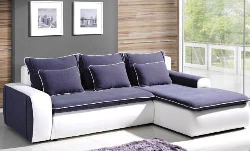 Contoh Sofa Bed L Modern Mewah