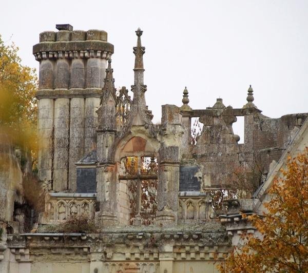 {Urbex} Château de la belle au bois dormant
