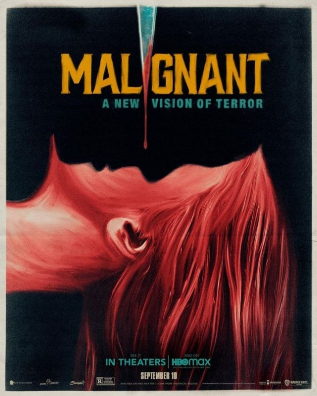 Malignant, Horror, Action, Crime, Mystery, Thriller, Movie Review by Rawlins, Rawlins GLAM, Rawlins Lifestyle