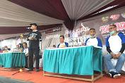 Kasrem 071/Wijayakusuma Hadiri Pembukaan Grasstrack Motocross 2020 Piala Bupati Banyumas