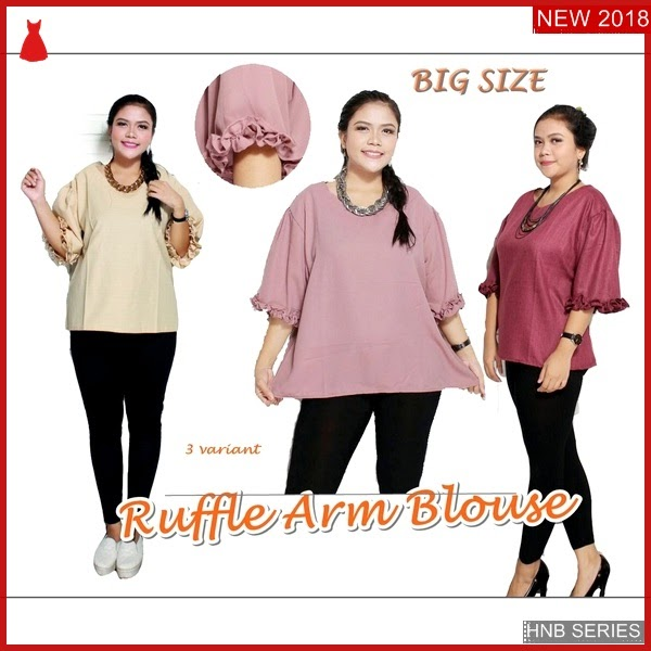 HNB100 Model Dress Pita Ukuran Besar Jumbo Modis BMG Shop