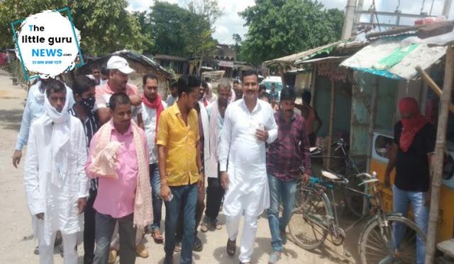 शिवहर विधानसभा चुनाव की तैयारी में जुटे श्रीनारायण सिंह