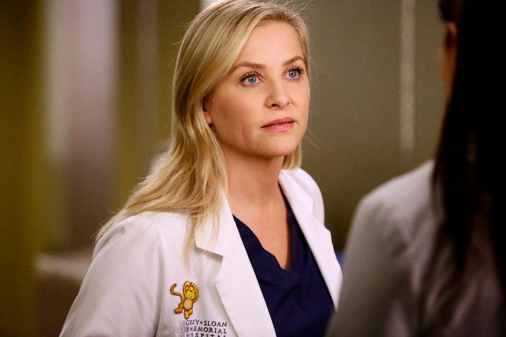 Grey's Anatomy - Episode 13.11 - Jukebox Hero - Promotional Photos & Press Release