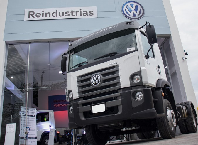 VW Caminhões e Ônibus amplia presença na Colômbia com duas novas concessionárias