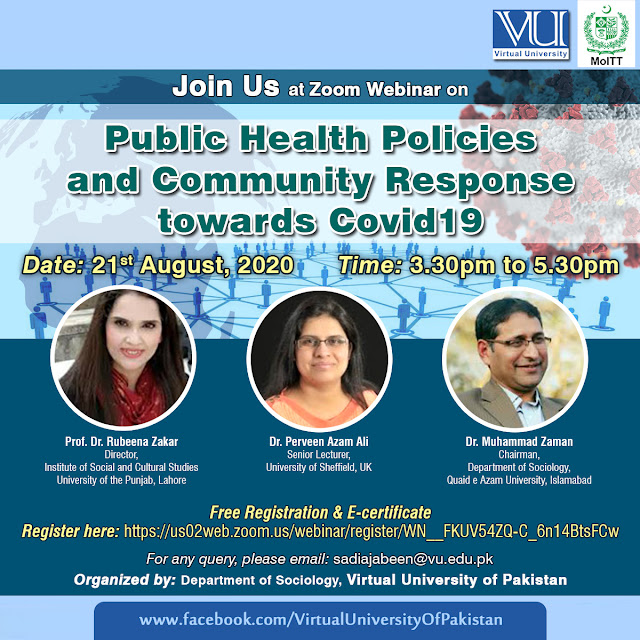 Public Health Policies and Community response towards Covid19