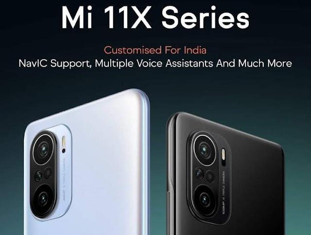 Mi 11X Series