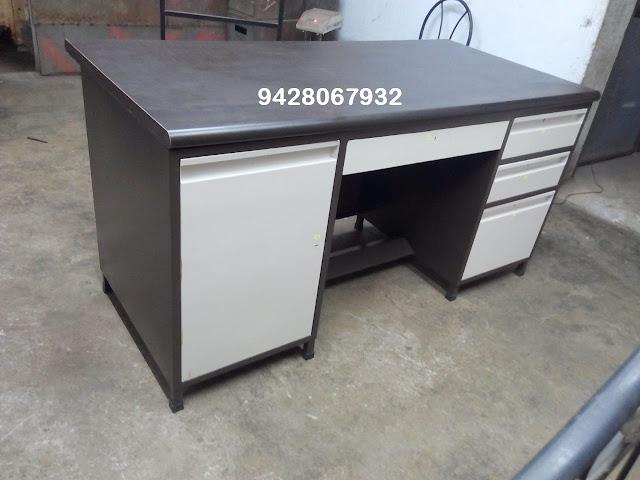 KAMAL STEEL PRODUCTS - 9428067932 Office Table Manufacturer Pratapnagar vadodara