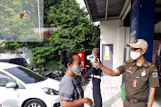 Pantau Protkes PD Pasar Jaya Kampung Duri, Kasatpol PP Dursel : Jangan Kasih Kendor