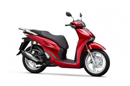 Xe SH - 125i Red Color mới 96%